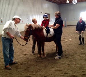 Neil Hippotherapy